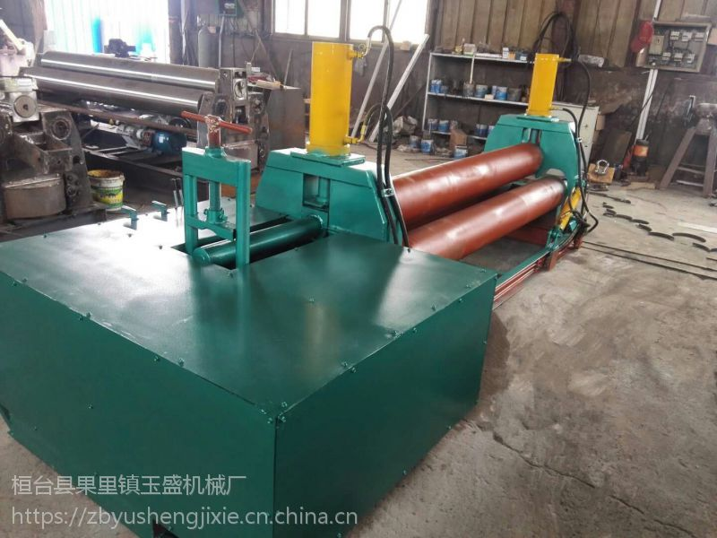 厂家直供宝兴WY11-16*2200全自动液压卷板机