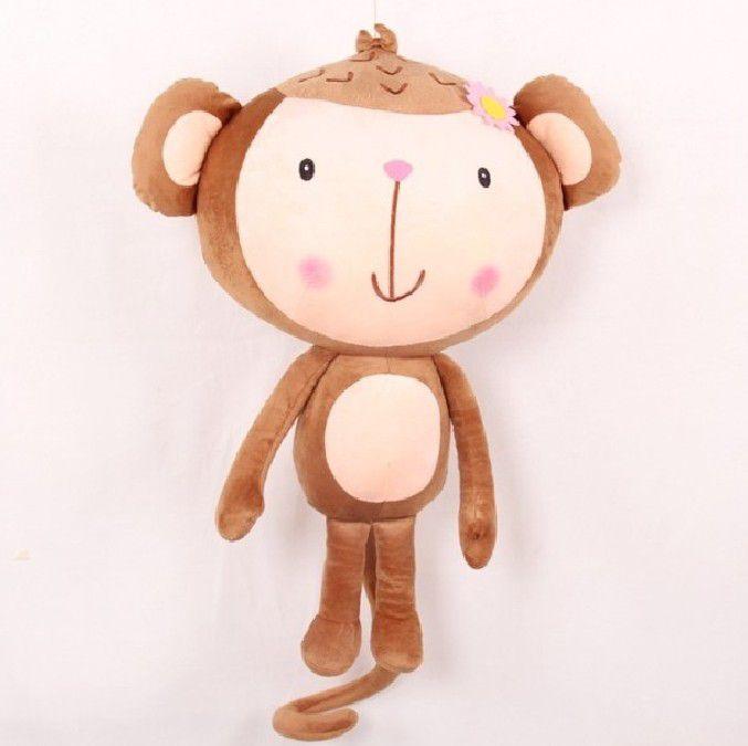 特价批发供应情侣恋爱猴子香蕉猴公仔玩偶长尾猴婚庆娃娃礼品图片