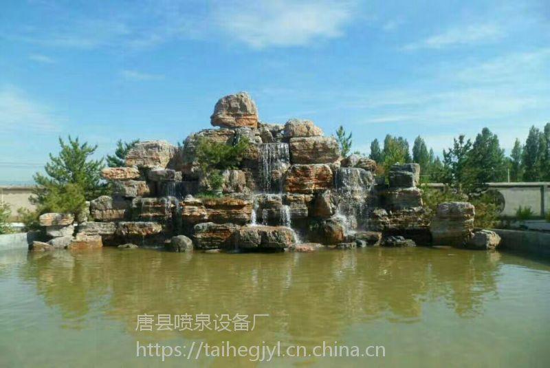 园林小区绿化|水泥假山工程施工|唐县假山厂家