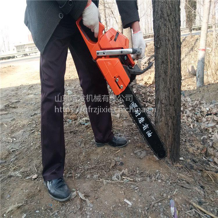大树带土球起树机 手提操作挖树机 浩发