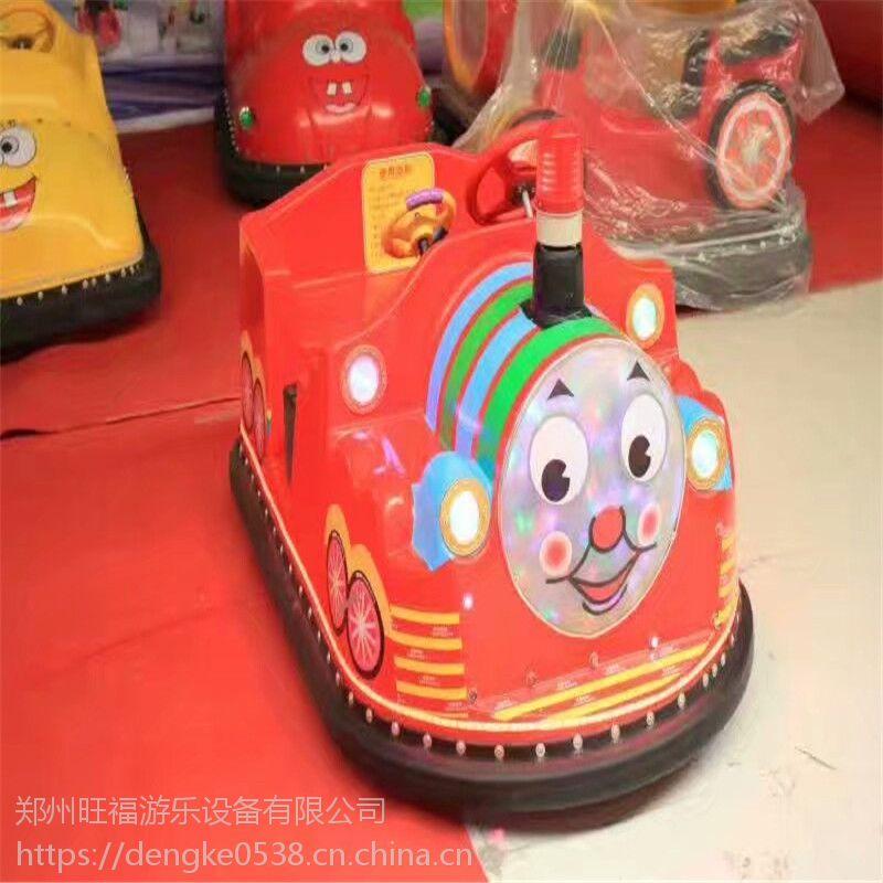 巴彦淖尔客户托马斯电瓶车广场夜市音乐彩灯玩具车双方向盘托马斯漂移车