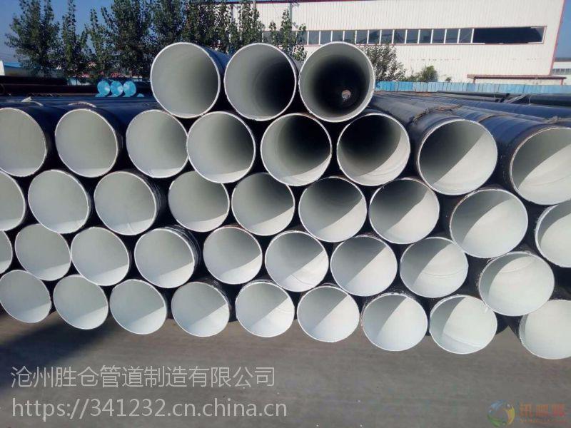 IPN8710饮水管道内壁防腐螺旋管批发价格