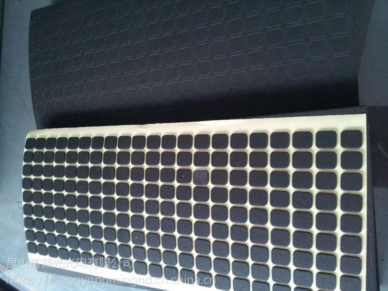 黑色条形泡棉垫3M背胶
