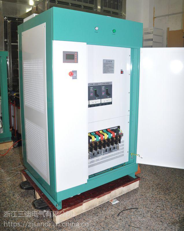 100KW太阳能逆变器 工频离网逆变器带市电/发电机互补功能