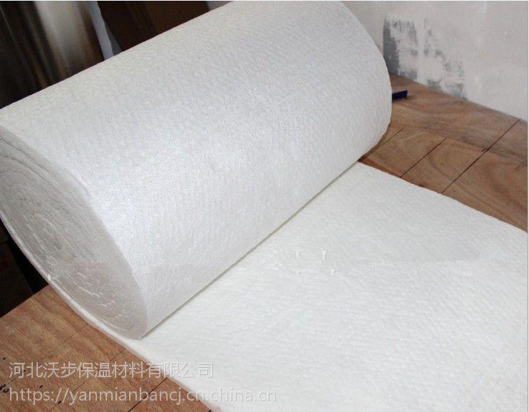 耐高温硅酸铝陶瓷纤维毯厂家报价