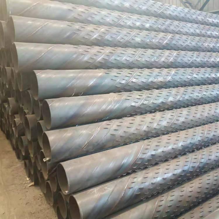 深井用桥式滤水管325mm管壁厚度7毫米 一吨报价