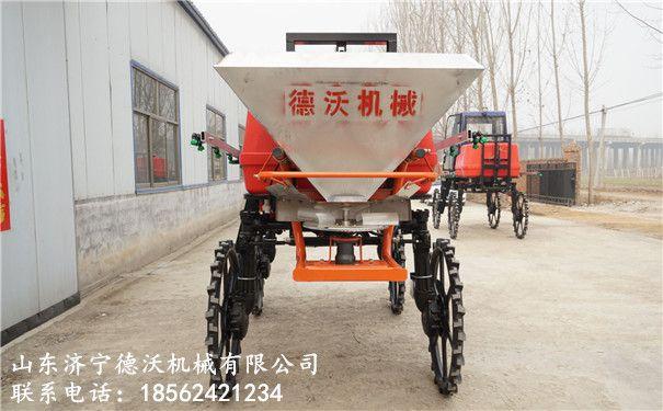 全自动水稻柴油四轮打药机 自走式运苗机直销