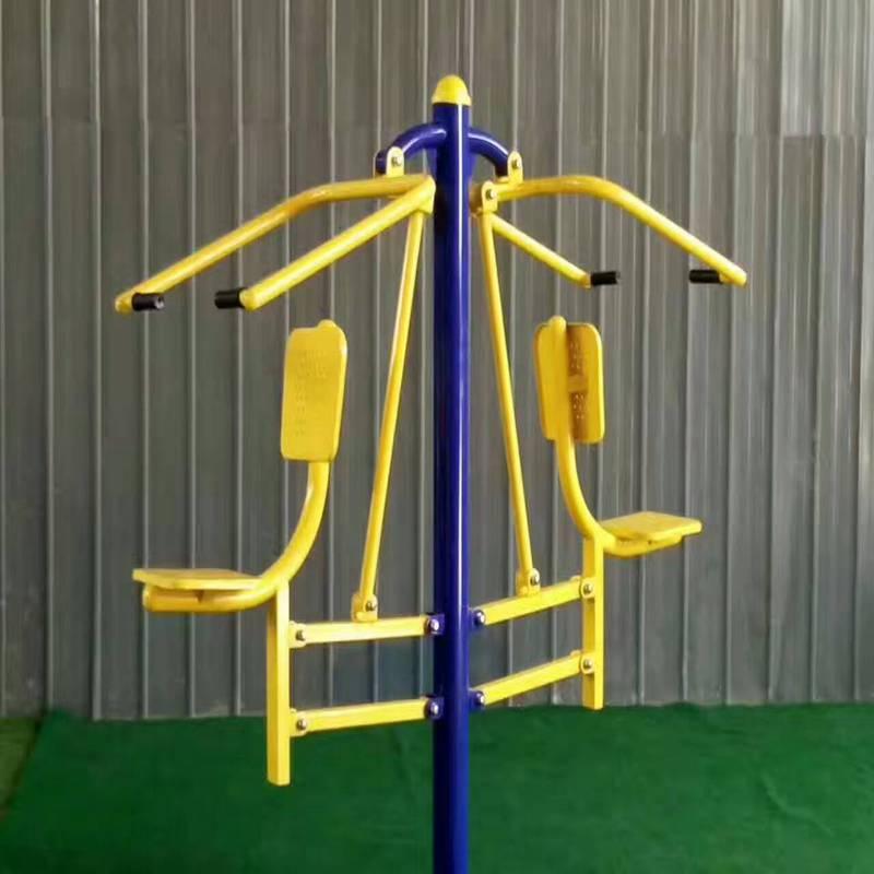焦作小区健身器材大厂家,公园云梯健身器材大量现货,价钱