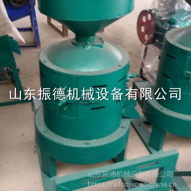 玉米去皮专用碾米机 振德牌 砂棍碾米机 水稻脱壳机 价格