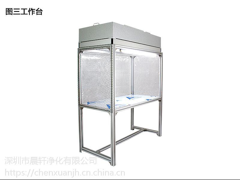 晨轩CXJHTM-A型 净化工作台 深圳厂家直销,可定制