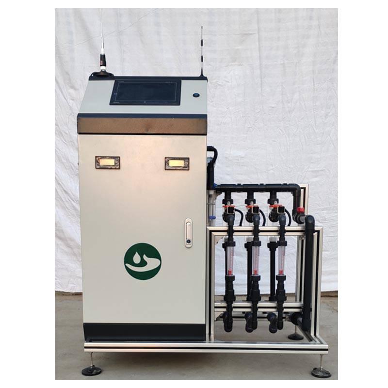 温室大棚手机电脑控制智能施肥机报价