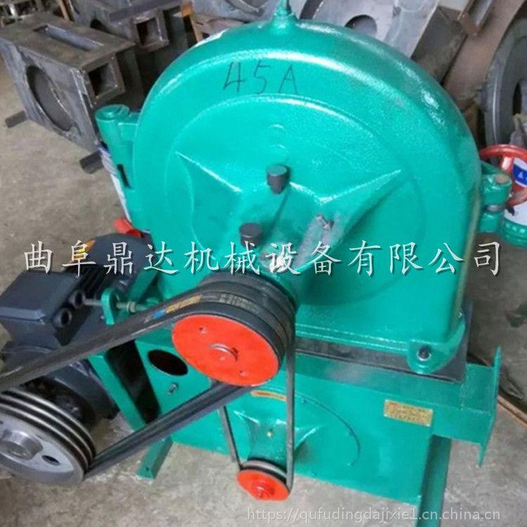 应用范围广泛粉碎机 小型自吸式齿盘粉碎机 鼎达机械
