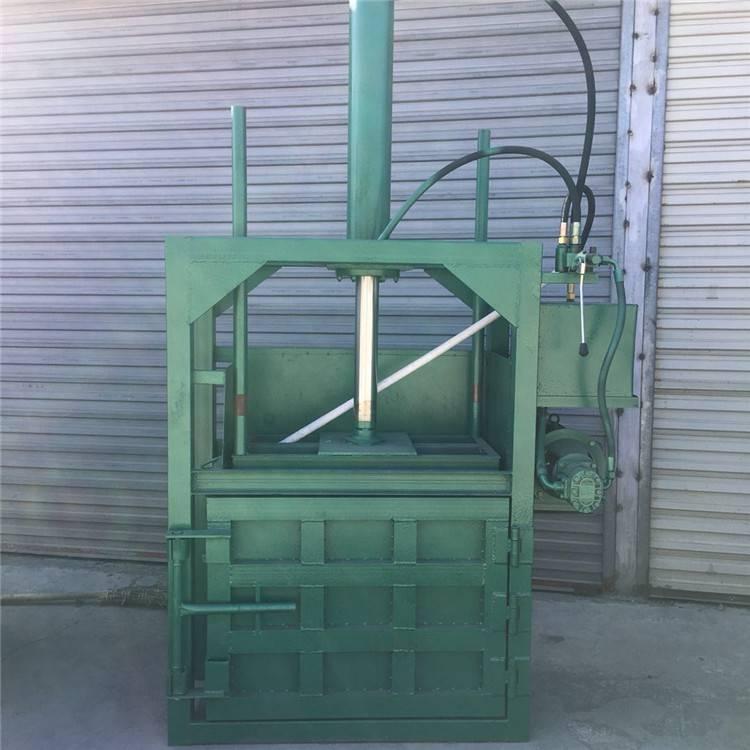 铝制品薄铁片压块机富兴报价 皮革废料打包机厂家