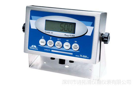 TRANSCELL称重显示仪表TI-500SL
