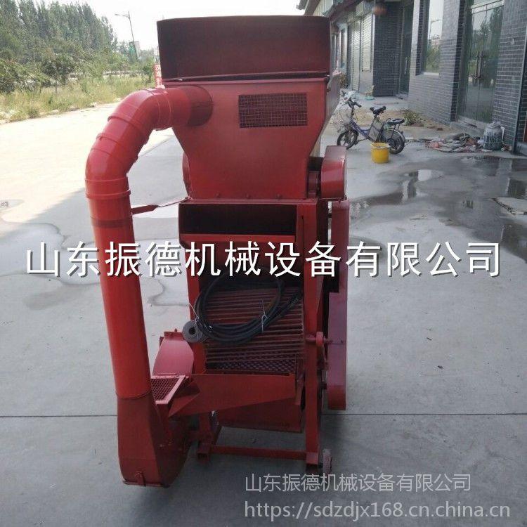 振德热销 多功能自动花生剥壳机 电动花生脱壳机 破损率低