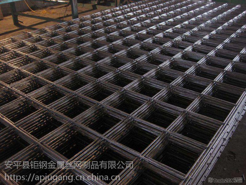 供应地暖专用1*2米建筑地暖网片现货---钜钢丝网