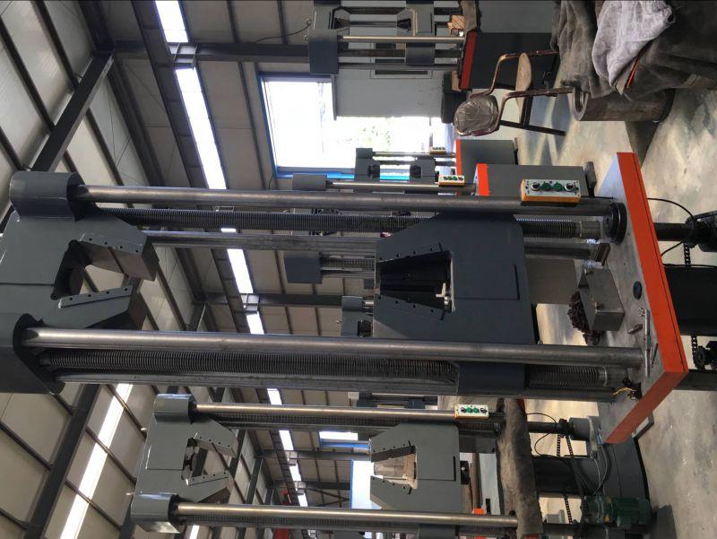 微机控制电液伺服钢绞线拉力试验机