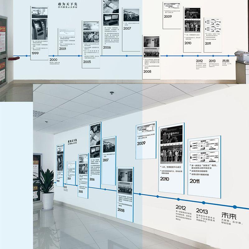 文化墙设计 西安 形象墙设计 制作