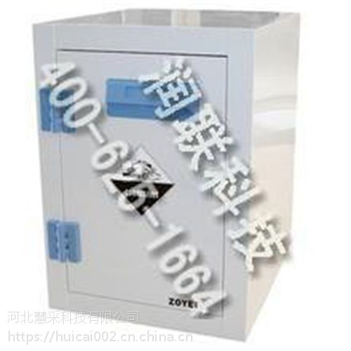 玉门强酸强碱化学安全柜 CL-P590L强酸强碱化学安全柜安全可靠
