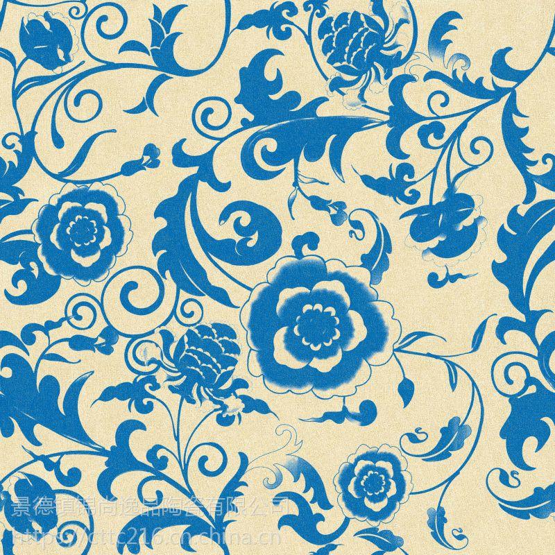 麻布纹仿古砖客厅卧室瓷砖 仿地毯砖北欧墙砖哑光防滑地砖