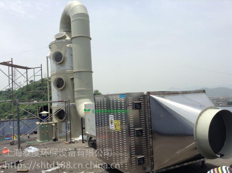 造纸厂废气处理设备工艺纸浆料废气处理