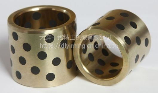 铜基镶嵌轴承MPBZ轴套无油轴瓦