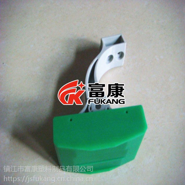 富康塑料【工厂价】【30,40,60】耐磨绿色润滑导向槽