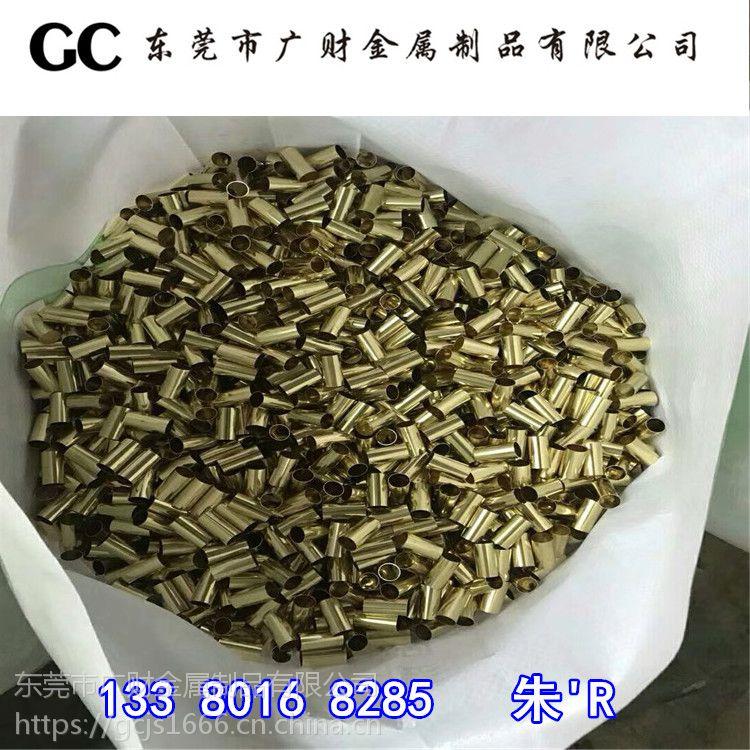 现货H65黄铜精密管薄壁毛细管 1*0.2 1.2*0.2 1.5*0.2mm精密切割