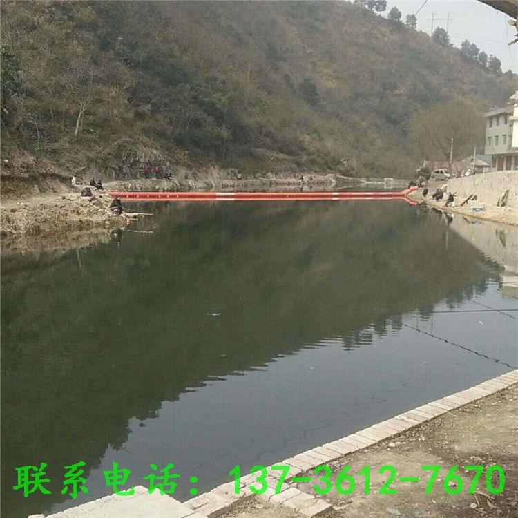 河道1米塑料拦污浮筒