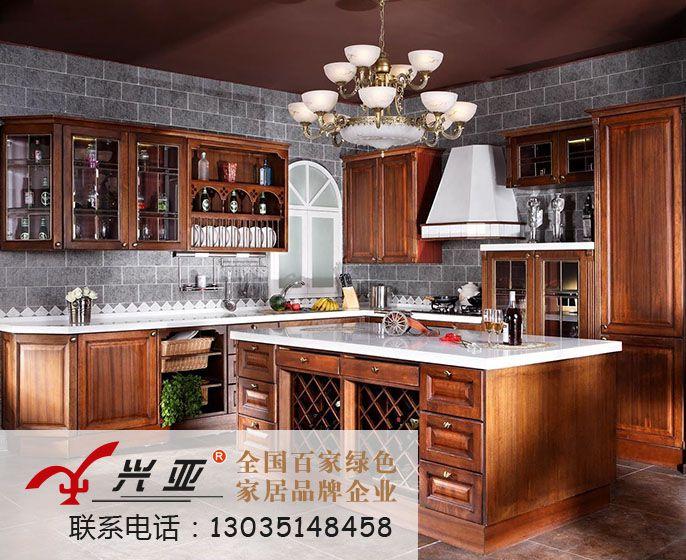 武汉原木橱柜定制的三大优势与定制原木橱柜的保养知识