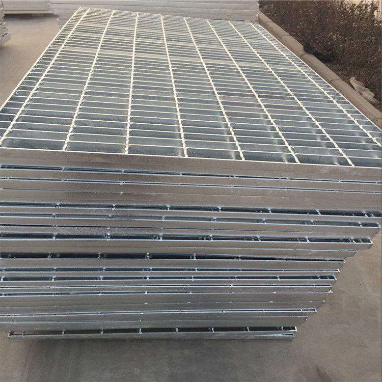 低价促销 浴池排水沟盖板篦子 热镀锌金属网格栅 q235镀锌格栅板