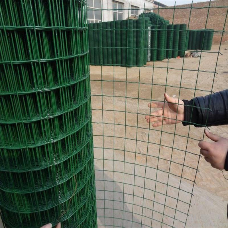 围农庄隔离网 围地铁丝网 圈玉米网
