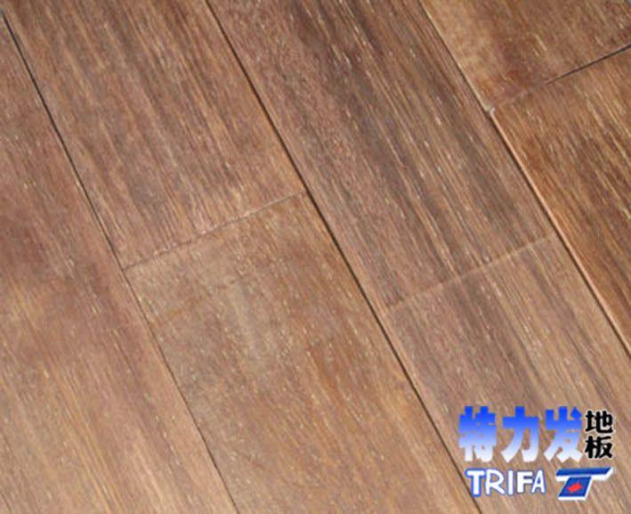 特力发地板供应印尼菠萝格地板坯料