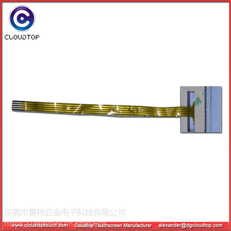深圳厂家大小型10.1寸4层四线电阻触摸屏 电脑工业控制仪表仪器