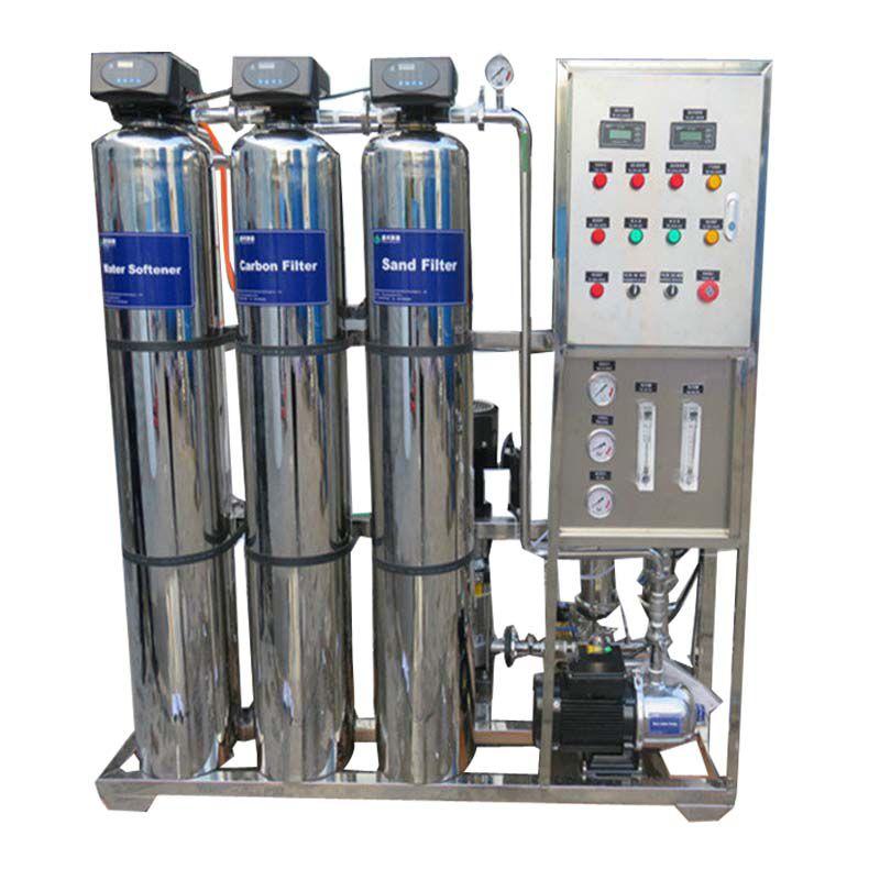 番禺定制锅炉软化水设备5-100t原水处理全自动工业软水设备厂家