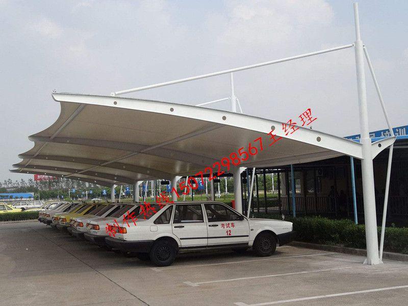 十堰膜结构车棚报价,膜结构车棚制作厂家