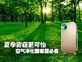 国内家电研究院不久前发布空气净化系统产品的新标准