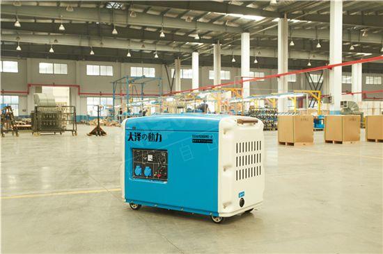 5kw低噪音小型柴油发电机报价