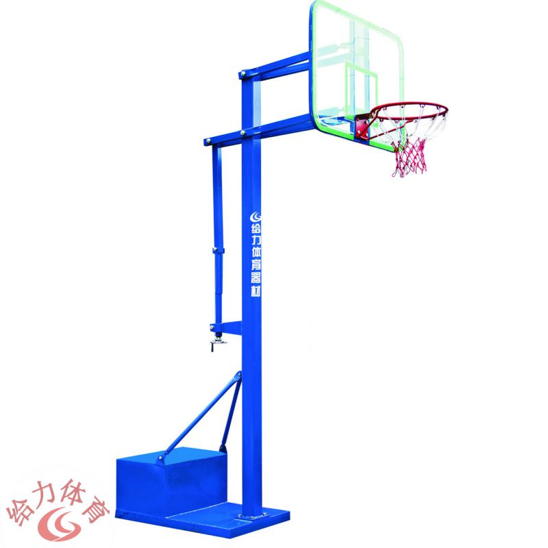 广东佛山成人移动篮球架价钱给力体育篮球架厂
