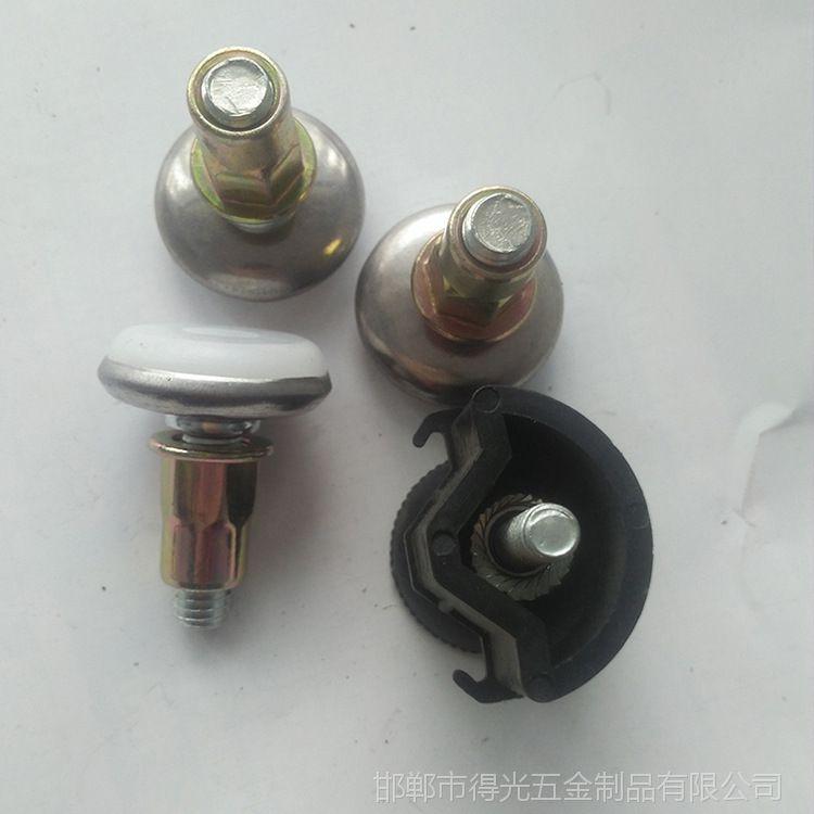 厂价批发供应  全铝家具铝材铝合金   橱柜柜体型材锁扣  铝合金