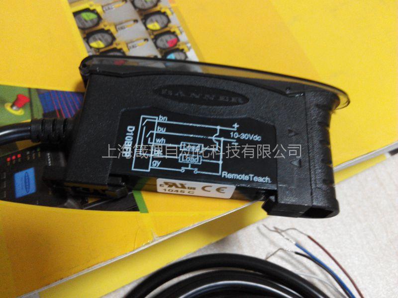 美国邦纳 BANNER 光纤传感器-DF-G1-PS-2M