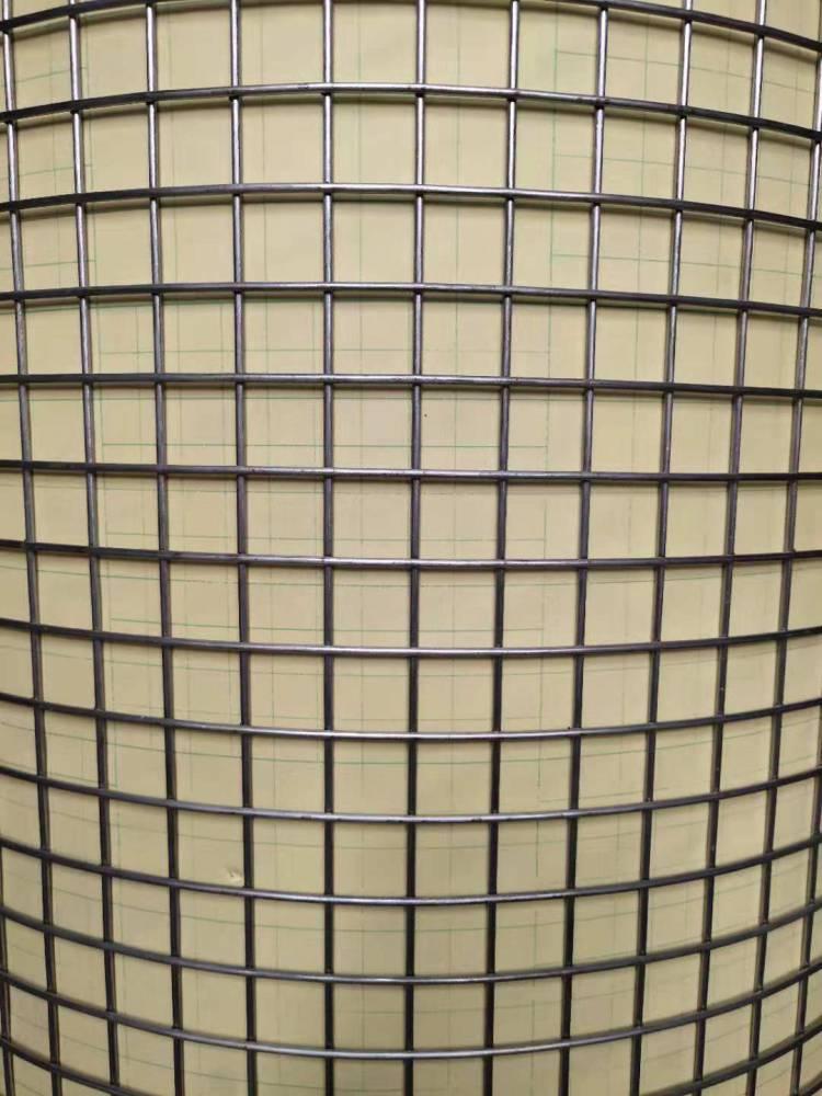 供应粗丝不锈钢电焊网 3-8mm丝线不锈钢网片 小区防护窗网