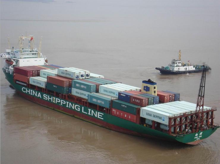 浙江海盐海运国际货代出口到新西兰奥克兰