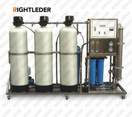 30吨/小时锅炉软化水设备