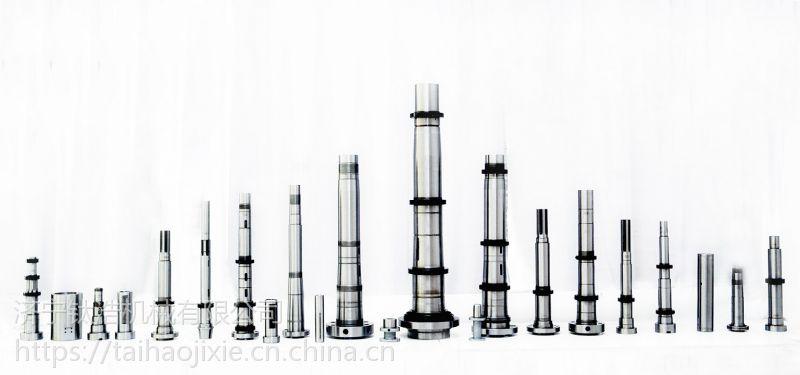 非标铣床主轴实力生产加工厂