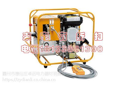 日本IZUMI单作用电动液压泵R14E-A1 万齐