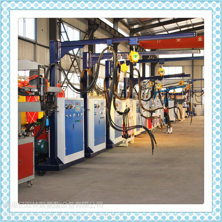 供应亿双林聚氨酯自行车坐垫高压发泡机生产机械设备