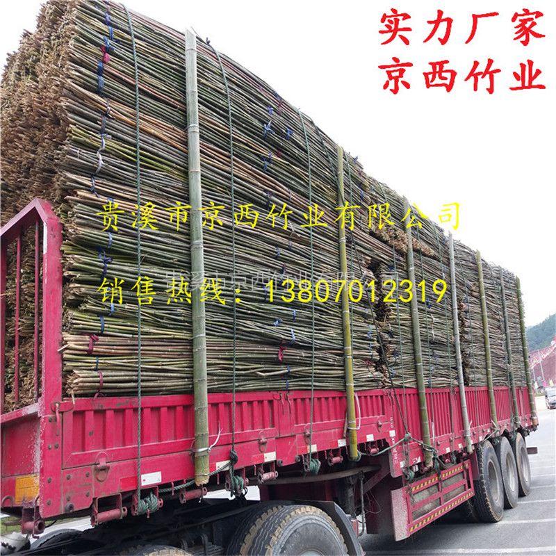 大量批发陕西榆林用的菜架竹竿(图)