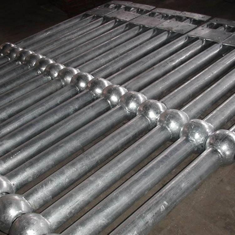 球接立柱出口标准 广州钢格栅厂家直销 造船厂钢格踏板定做