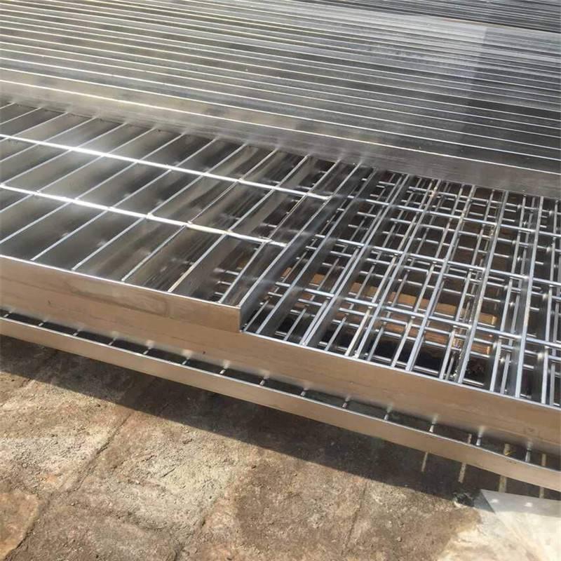 踏步板规格 洗车房格栅板厂家 镀锌钢格板